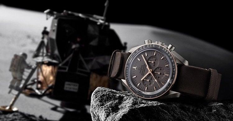 Khám phá Thế giới với đồng hồ OMEGA 1