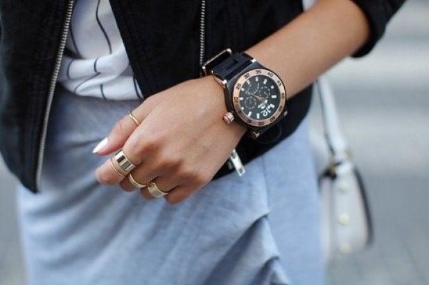 """""""Kim chỉ nam"""" cho các quý ông khi chọn đồng hồ cho phái đẹp 3"""