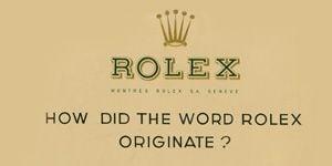 Hành trình chinh phục thượng đế của ROLEX 2
