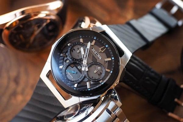 Bộ máy đồng hồ Accutron 214