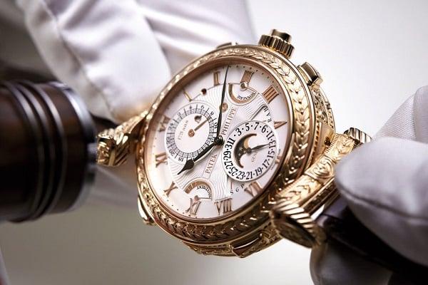 lựa chọn đồng hồ dựa trên tay nghề