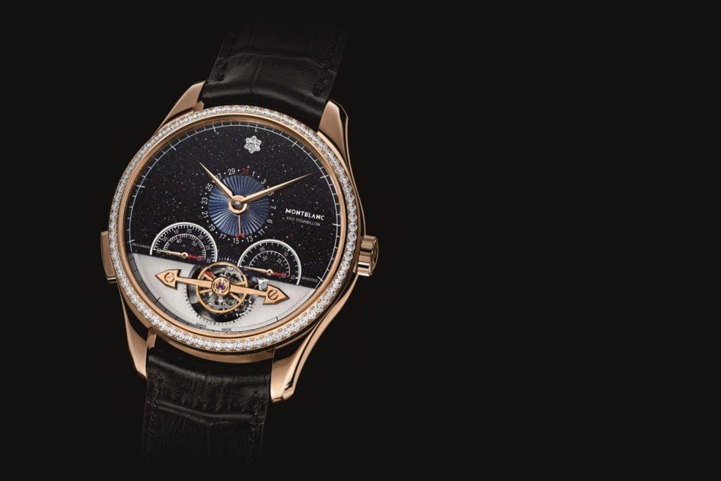 Đồng hồ Montblanc - Khi người cầm bút vẽ nên lịch sự