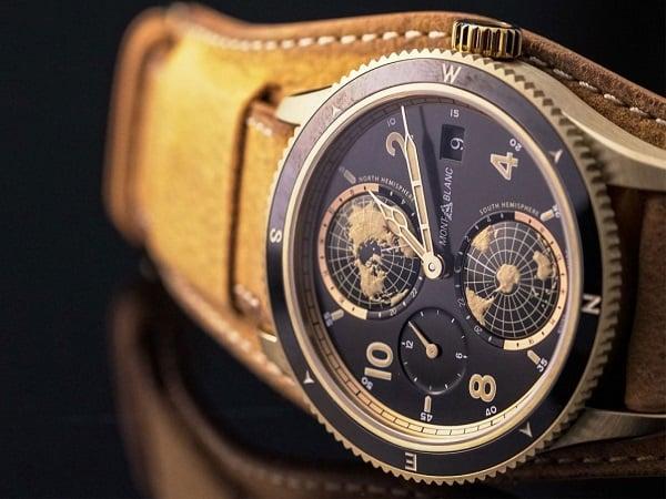 Tuyên ngôn cho những triết lý về giá trị thời gian của chiếc đồng hồ Montblanc