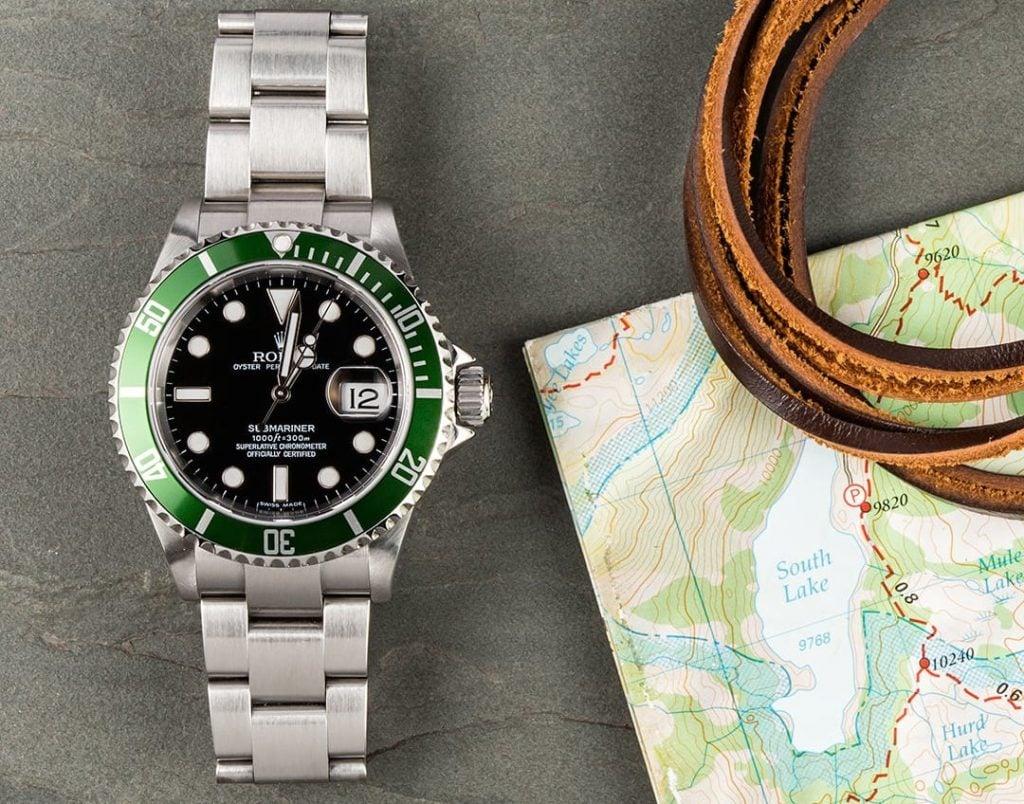 mặt số đồng hồ rolex