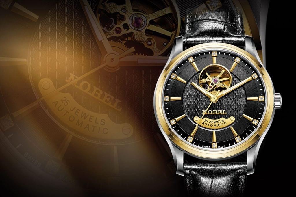 Tại sao đồng hồ Thuỵ Sỹ lại là niềm khát khao sở hữu của đàn ông? 1