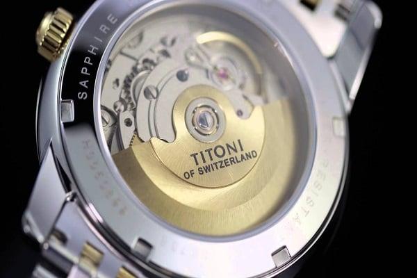 Bộ sưu tập đồng hồ Titoni Space Star – Những vì ngôi sao tỏa sáng kiêu hãnh
