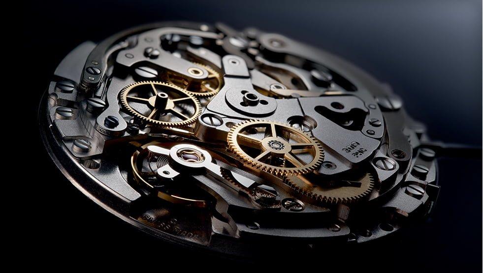 Bộ máy đồng hồ