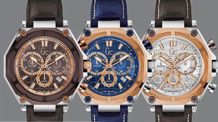 Đôi nét về GC Watches