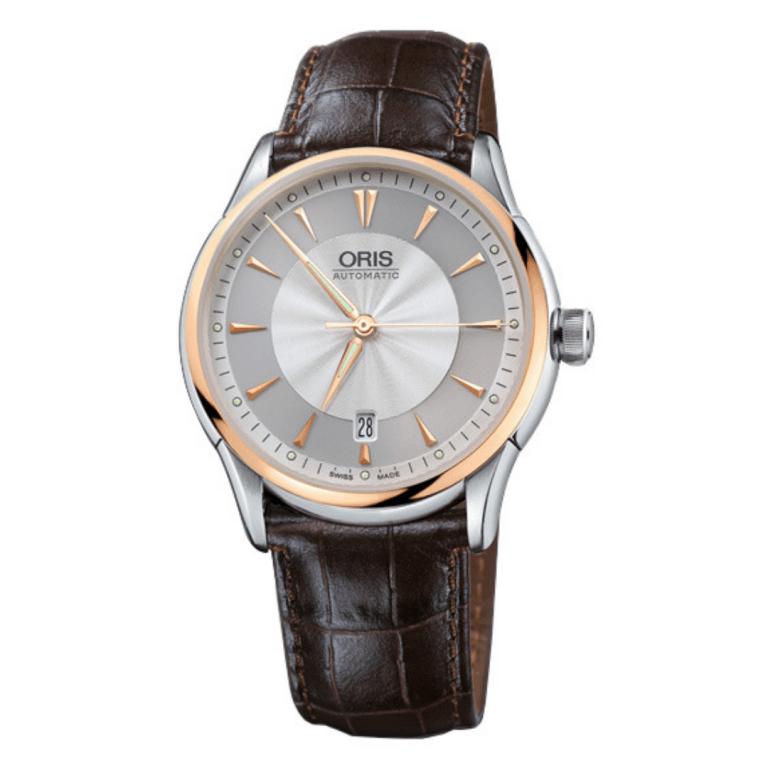 Oris - Artelier Đồng Hồ Nam Automatic - 01733759163510752170FC-31381549-931 1
