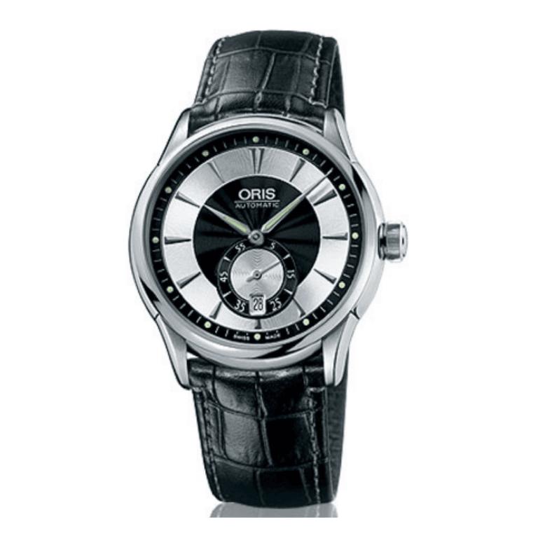 Oris - Artelier Đồng Hồ Nam Automatic - 0162375824054-0782173-423 1