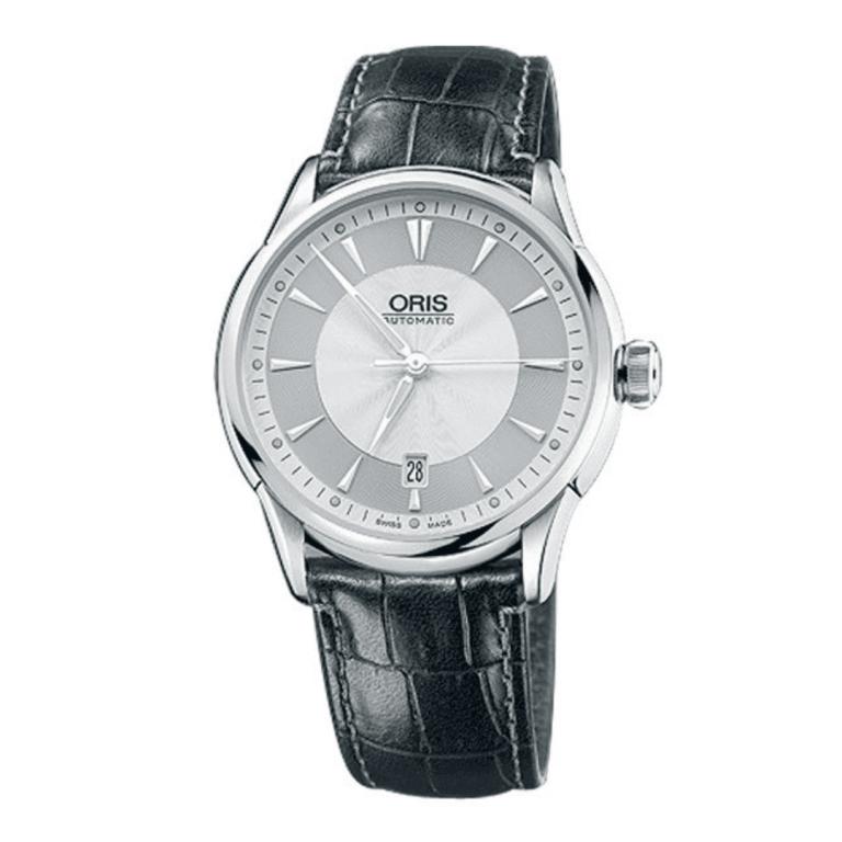 Oris - Artelier Đồng Hồ Nam Automatic - 01-733-7591-4051-0752171FC-3083091-816 1