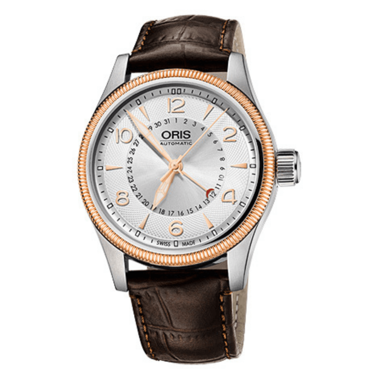 Oris - Big Crown Pointer Date Đồng Hồ Nam Automatic - 0175476794361-0752077FC-952 1