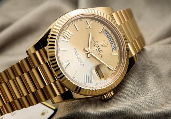 Tìm hiểu về những chiếc đồng hồ vàng 2
