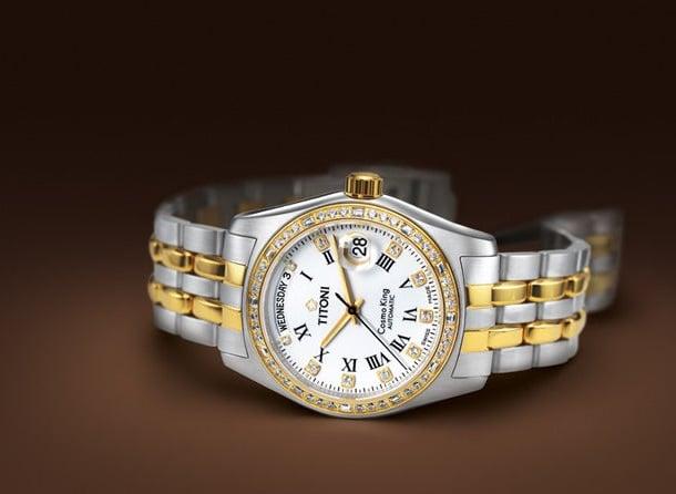 đồng hồ titoni 787