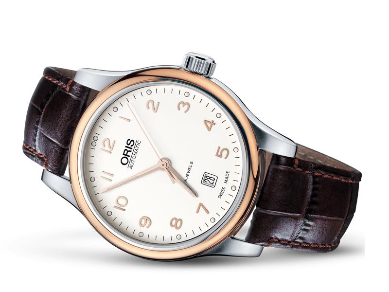 đồng hồ oris classic date 2