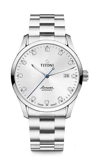 Titoni - Air Master Đồng Hồ Nam Automatic Sellita SW200-1 - 83743S581 1