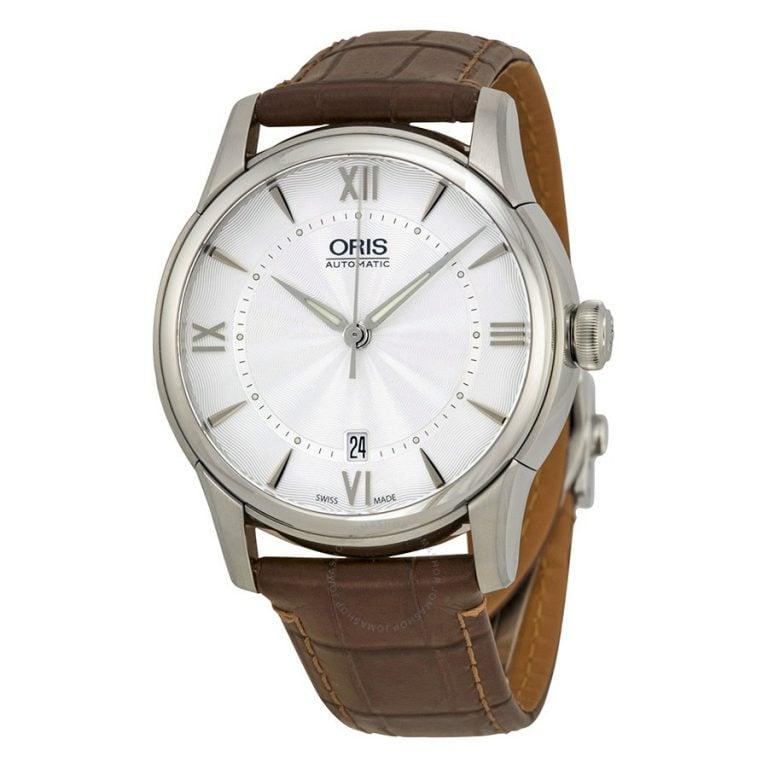 Oris - Artelier Đồng Hồ Nam Automatic - 01-733-7670-4071-0752170FC-1216 1