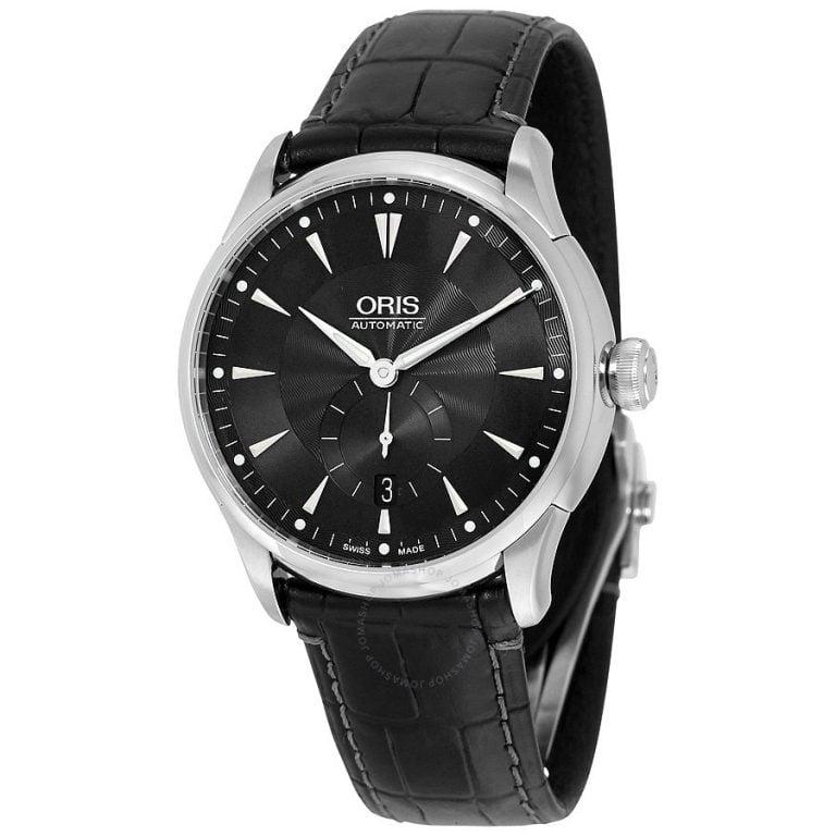 Oris - Artelier Đồng Hồ Nam Automatic - 0162375824054-0752171FC-2769044-421 1