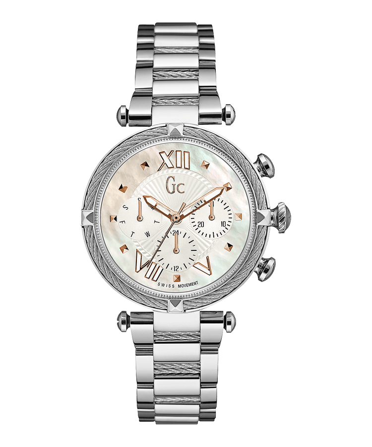 GC - CableChic Đồng Hồ Nữ Quartz - X85009G1S-1118 1