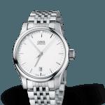 Oris - Classic Date Đồng Hồ Nữ Automatic - 01-733-7578-4051-0781861-3056370--803