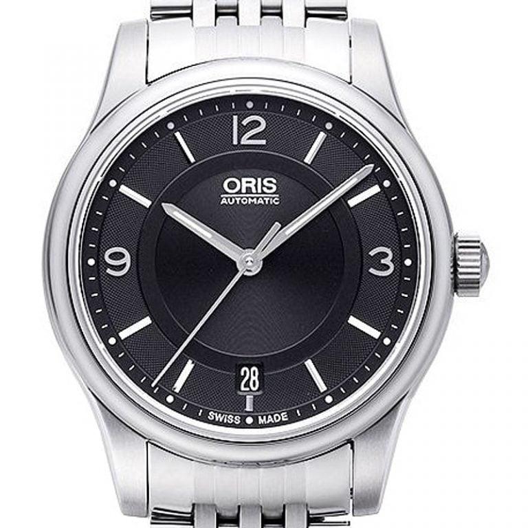 Oris - Classic Date Đồng Hồ Nam Automatic - 01-733-7578-4054-81661-3014653-721 1