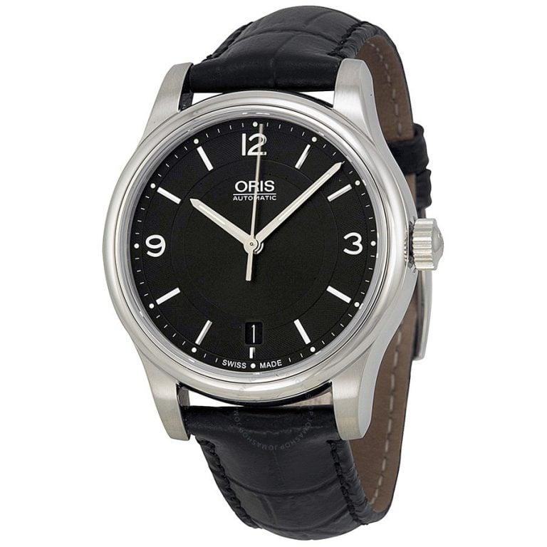 Oris - Classic Date Đồng Hồ Nam Automatic - 01-733-7578-4064-0751811-2656644-322 1