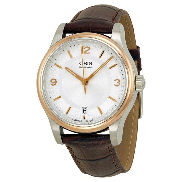 Oris - Classic Date Đồng Hồ Nam Automatic - 01-733-7578-4331-0751810-928 1