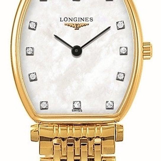 Longines - Conquistador Đồng Hồ Nữ Quartz - L42052878-35309110 2