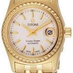 Titoni - Cosmo Queen Đồng Hồ Nữ Automatic ETA 2671 - 728G310