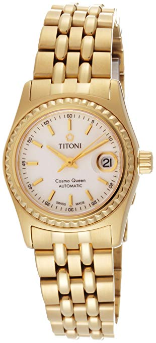 Titoni - Cosmo Queen Đồng Hồ Nữ Automatic ETA 2671 - 728G310 1