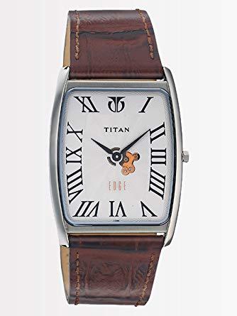 Titan - Edge Đồng Hồ Nam Quartz - 1514SL01-3308 1