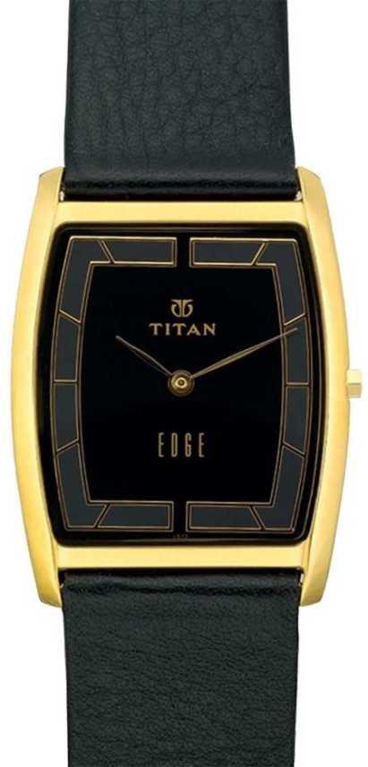 Titan - Edge Đồng Hồ Nam Quartz - N1044YL08-1879 1