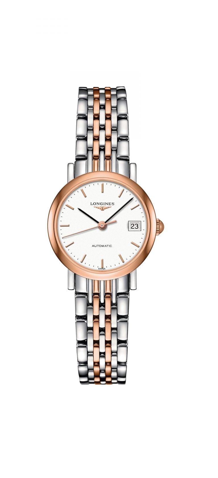 Longines - Elegant Đồng Hồ Nữ Automatic - L43095127-46782310 1