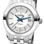 Titoni - Impetus Đồng Hồ Nữ Automatic ETA 2671 - 23929S316