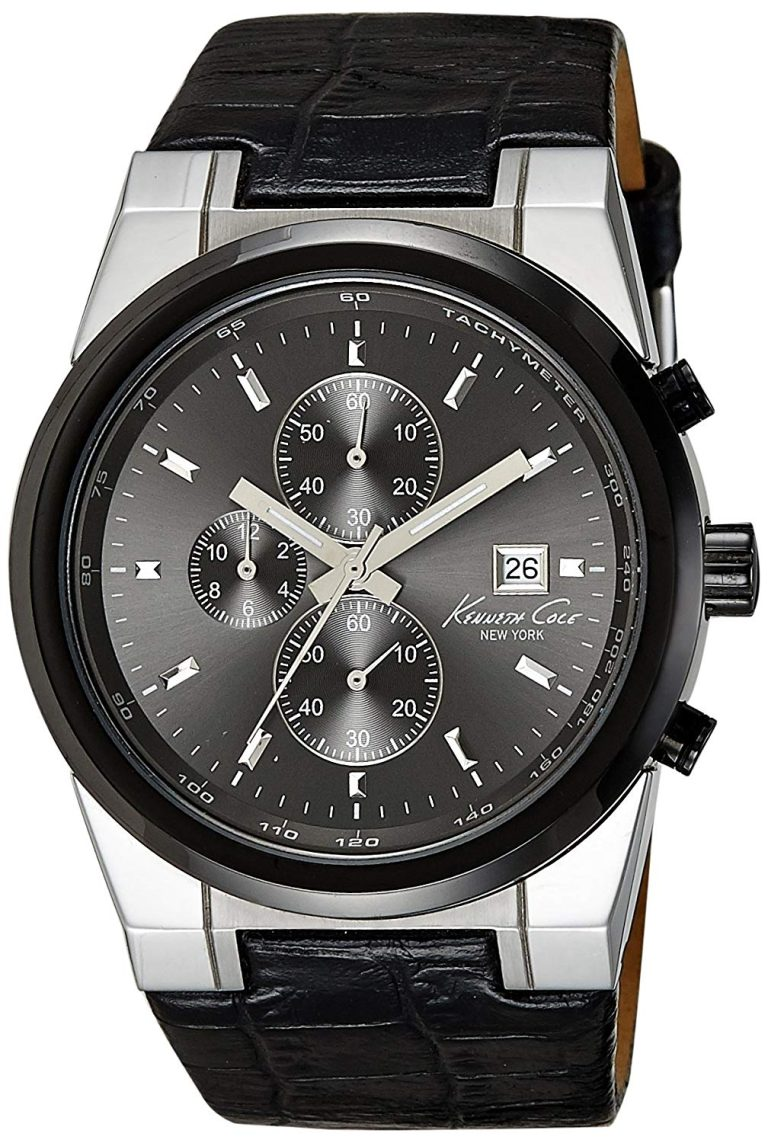 Kenneth Cole - Kenneth Cole New York Đồng Hồ Nam Quartz ETA 956.032 - KC1654-786 1