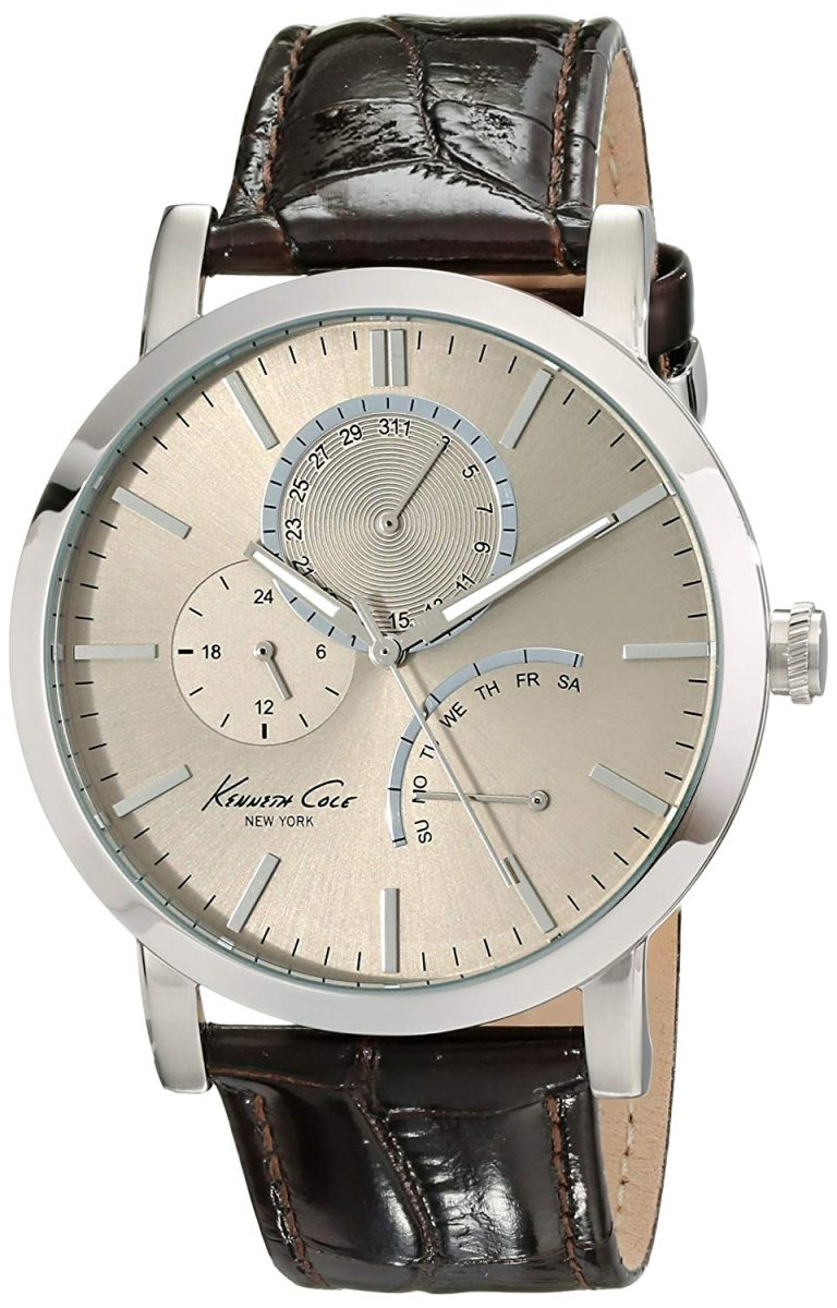 Kenneth Cole - Kenneth Cole New York Đồng Hồ Nam Quartz ETA 956.032 - KC1945-1351 1