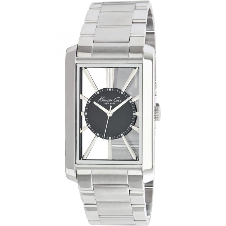 Kenneth Cole - Kenneth Cole New York Đồng Hồ Nam Quartz ETA 956.032 - KC3995-611 1