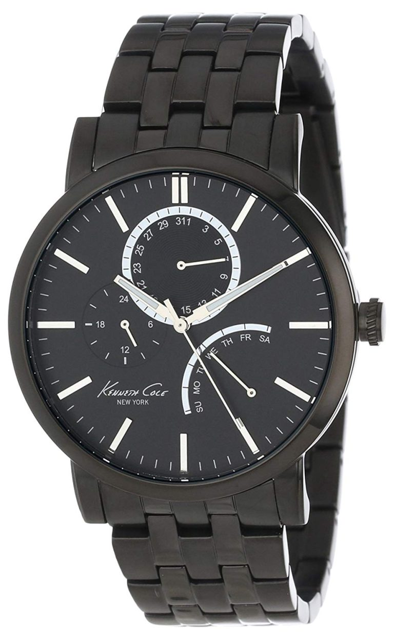 Kenneth Cole - Kenneth Cole New York Đồng Hồ Nam Quartz ETA 956.032 - KC9238-1439 1