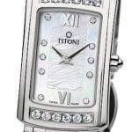 Titoni - Mademoiselle By Titoni Đồng Hồ Nữ Quartz ETA 956.032 - TQ42931SDBB145