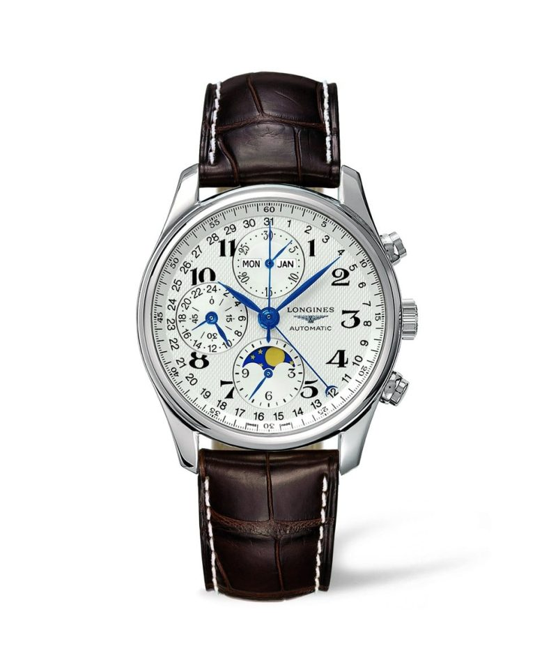 Longines - Master Collection Đồng Hồ Nam Automatic - L26734783-45156229 1