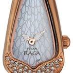 Titan - Raga Đồng Hồ Nữ Quartz - 9769WM01-2334