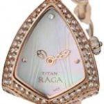 Titan - Raga Đồng Hồ Nữ Quartz - 9811WM01-3547