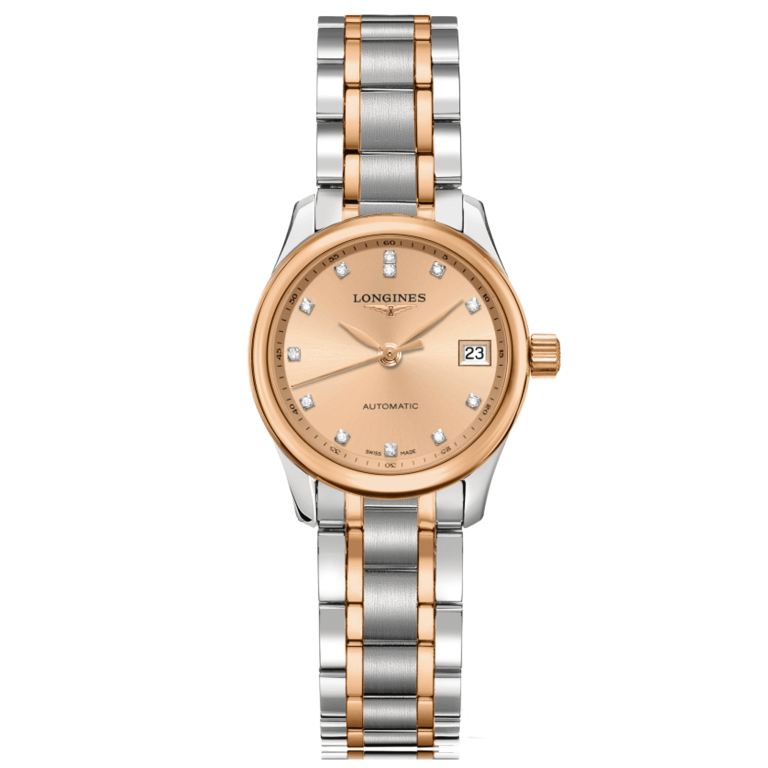 Longines - Saint-Imier Collection Đồng Hồ Nữ Quartz - L21285997-44108551 2