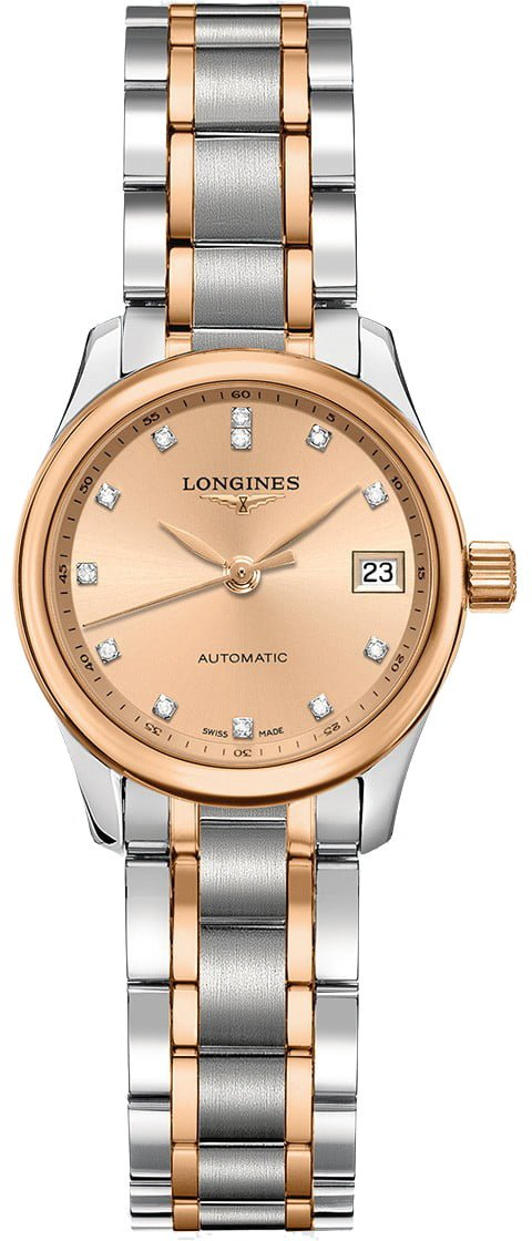 Longines - Saint-Imier Collection Đồng Hồ Nữ Quartz - L21285997-44108551 1