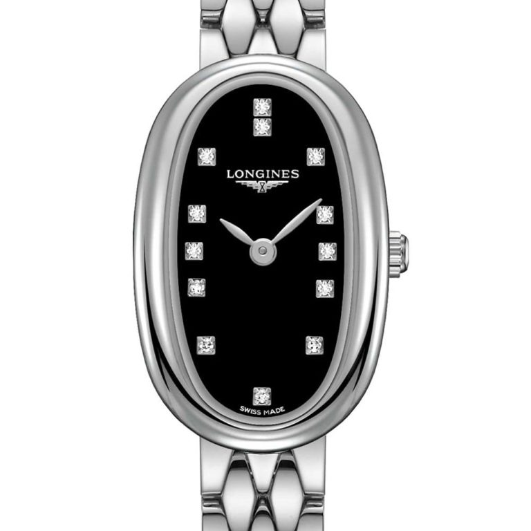 Longines - Saint-Imier Collection Đồng Hồ Nữ Quartz - L23044576-44342143 2