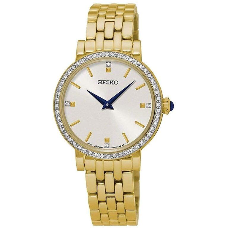 Seiko - Seiko 5 Đồng Hồ Nữ Quartz - SFQ808P1-558 1