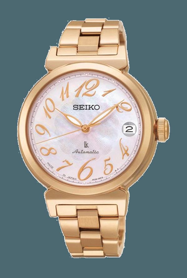 Seiko - Seiko 5 Đồng Hồ Nữ Quartz - SRP870J1-486 1