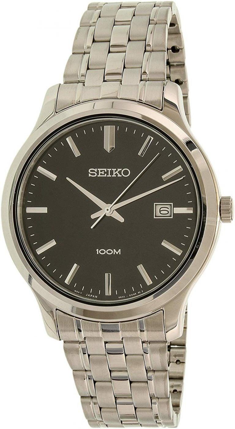 Seiko - Seiko 5 Đồng Hồ Nam Quartz - SUR145P1-239 1