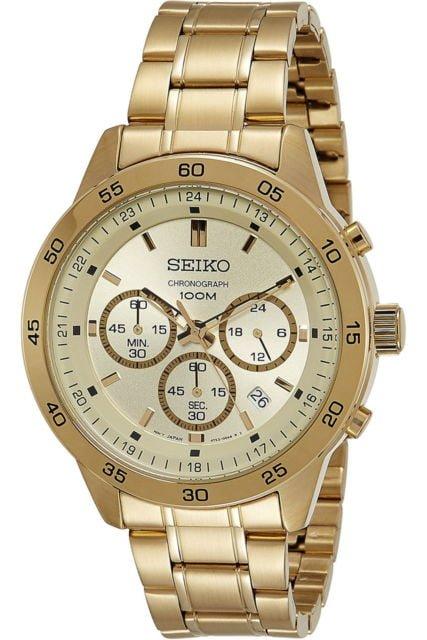 Seiko - Seiko Chronograph Đồng Hồ Nam Quartz - SKS526P1-477 1