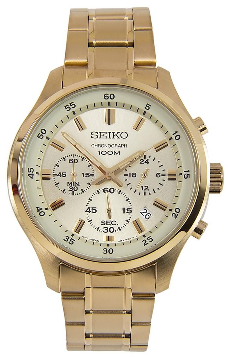 Seiko - Seiko Chronograph Đồng Hồ Nam Quartz - SKS592P1-883 1